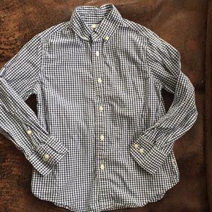 Crewcuts by J. Crew button down shirt Sz 8